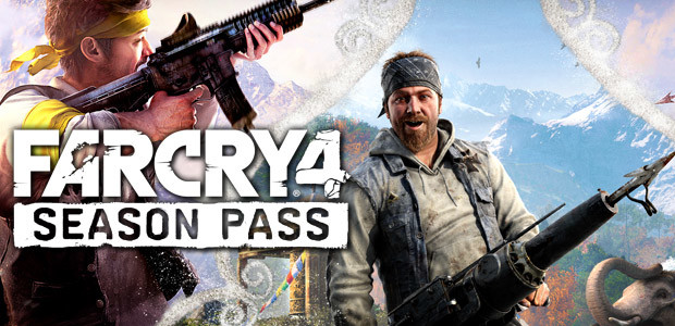 Far Cry 4 Season Pass - Cover / Packshot
