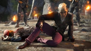 Screenshot1 - Far Cry 4 - Escape From Durgesh Prison (DLC 1)