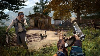 Screenshot5 - Far Cry 4 - Escape From Durgesh Prison (DLC 1)