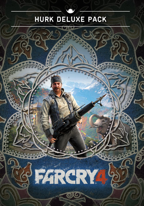 Far Cry 4 - Hurk Deluxe Pack (DLC 2) - Cover