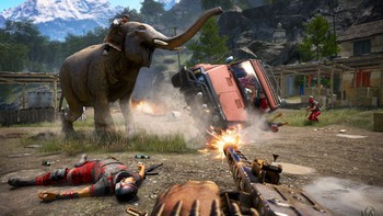Screenshot1 - Far Cry 4 - Hurk Deluxe Pack (DLC 2)