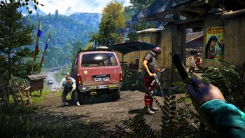 Screenshot2 - Far Cry 4 - Hurk Deluxe Pack (DLC 2)