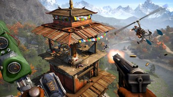 Screenshot3 - Far Cry 4 - Hurk Deluxe Pack (DLC 2)