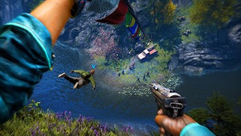 Screenshot4 - Far Cry 4 - Hurk Deluxe Pack (DLC 2)