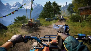 Screenshot5 - Far Cry 4 - Hurk Deluxe Pack (DLC 2)