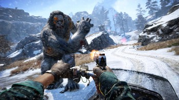 Screenshot3 - Far Cry 4 - Valley of the Yetis (DLC 4)