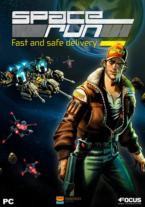 Space Run - Cover / Packshot