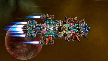 Screenshot1 - Space Run