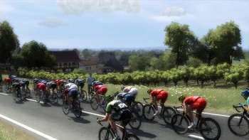 Screenshot3 - Pro Cycling Manager - Tour de France 2014