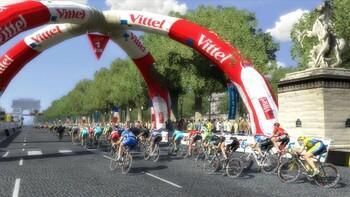 Screenshot1 - Pro Cycling Manager - Tour de France 2014