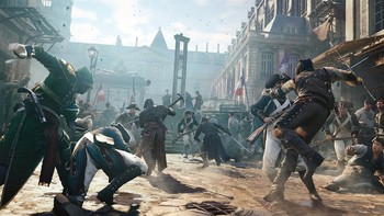 Screenshot6 - Assassin's Creed Unity
