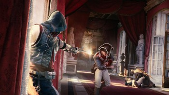 Screenshot5 - Assassin's Creed Unity
