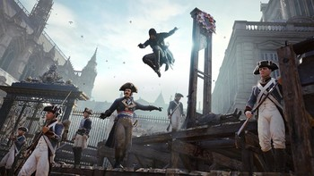 Screenshot1 - Assassin's Creed Unity