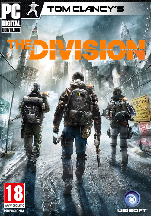 Tom Clancy's The Division - Cover