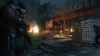 Screenshot1 - Tom Clancy's The Division