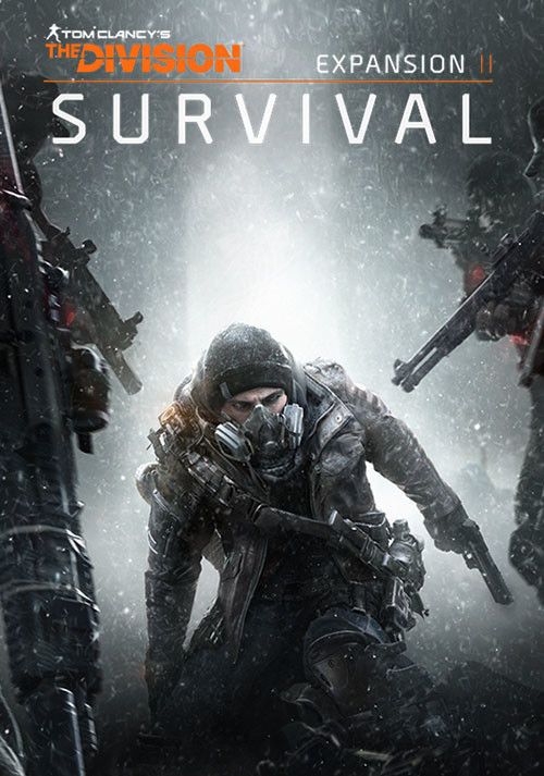 Tom Clancy's The Division - Survival  - Cover