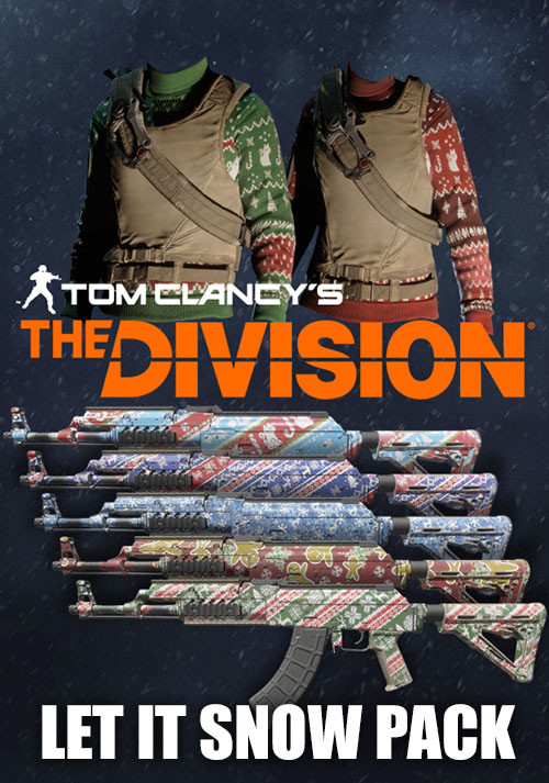 Tom Clancy's The Division - Let it Snow Pack - Cover