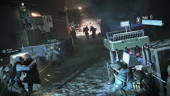Screenshot1 - Tom Clancy's The Division - Last Stand