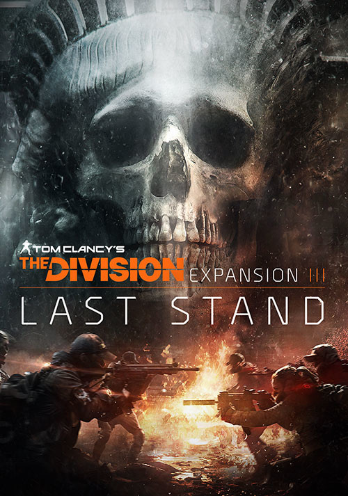 Tom Clancy's The Division - Last Stand - Cover
