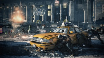 Screenshot1 - Tom Clancy's The Division Gold Edition