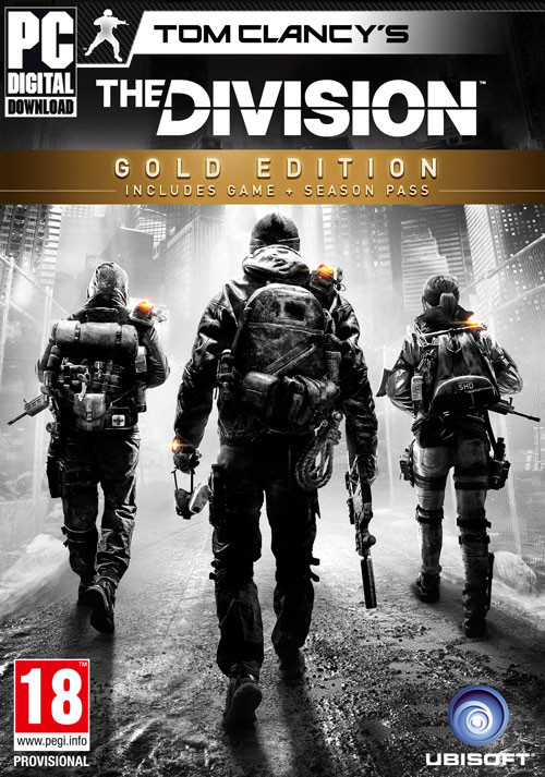 Tom Clancy's The Division Gold Edition - Cover