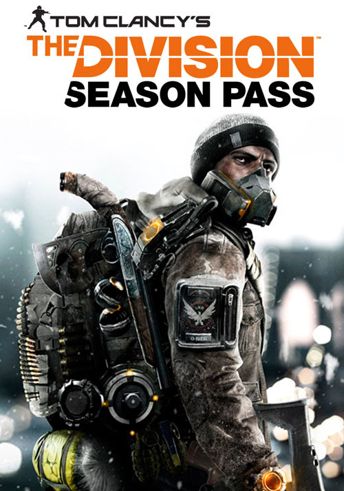 Tom Clancy's The Division Season Pass - Cover
