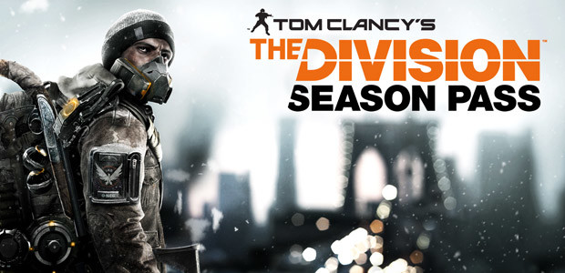 Tom Clancy's The Division Season Pass - Cover / Packshot