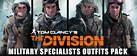 Tom Clancy's The Division - Pack de tenues de spécialistes militaires