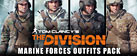Tom Clancy's The Division - Pack de tenues des régiments de Marines