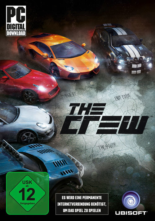 The Crew - Cover