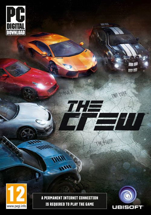 The Crew - Packshot