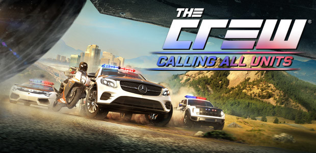 The Crew - Calling All Units (DLC) - Cover / Packshot