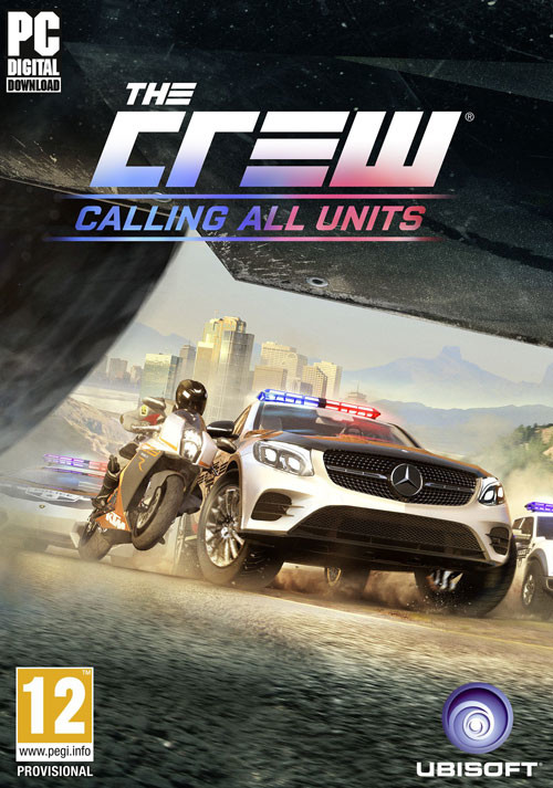The Crew - Calling All Units (DLC) - Cover