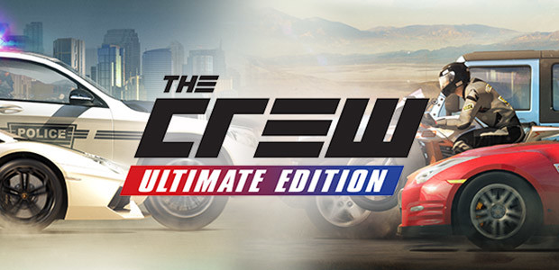 The Crew Ultimate Edition - Cover / Packshot