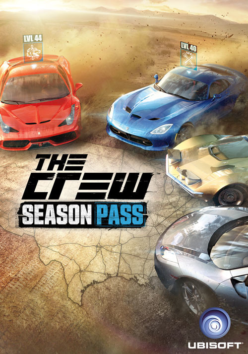 The Crew Season Pass - Cover