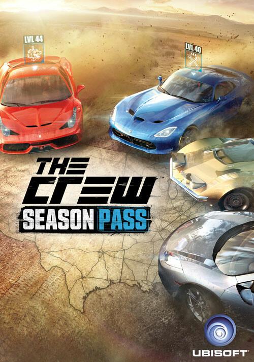 The Crew Season Pass - Cover