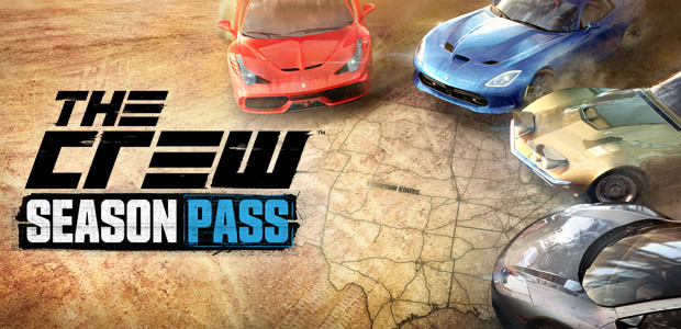 The Crew Season Pass - Cover / Packshot