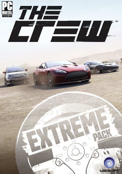 The Crew – Extreme Pack - DLC 1 - Cover