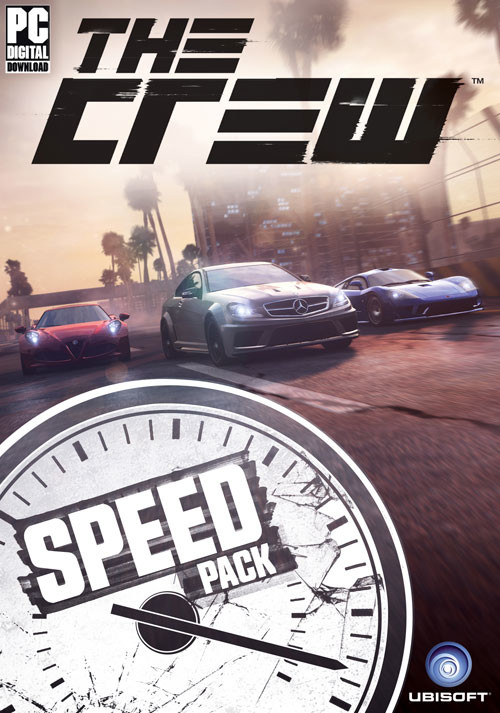 The Crew - Speed Car Pack - DLC 3 - Packshot