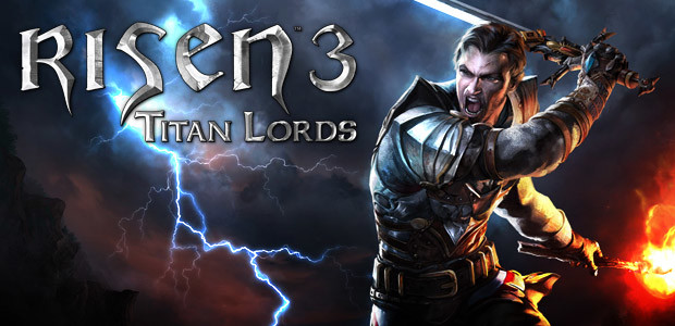 Risen 3 - Titan Lords - Cover / Packshot