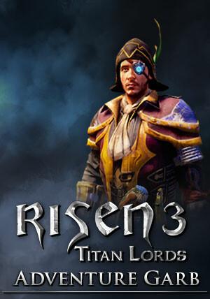 Risen 3 - Titan Lords Adventure Garb DLC - Cover / Packshot