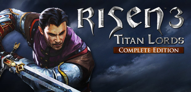 Risen 3 - Titan Lords Complete Edition - Cover / Packshot