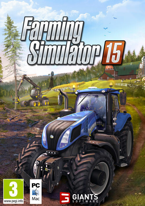 Farming Simulator 15 - Packshot