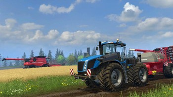 Screenshot1 - Farming Simulator 15