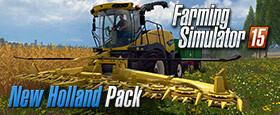Farming Simulator 15 - New Holland Pack (Steam)