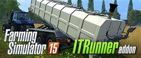 Farming Simulator 15 - ITRunner (Steam)