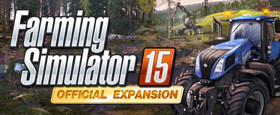 Farming Simulator 15 - Official Expansion GOLD (Steam)