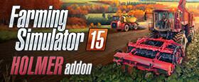 Farming Simulator 15 - HOLMER (Steam)