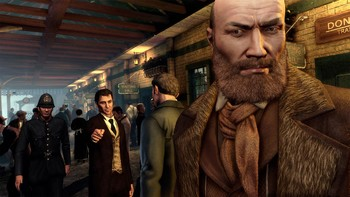 Screenshot1 - Sherlock Holmes: Crimes and Punishments