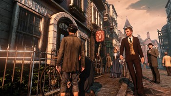 Screenshot7 - Sherlock Holmes: Crimes and Punishments